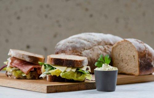 Snack, belegte Brote